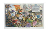 Why Not Give Real Labor a Chance to Parade Giclee Print