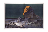 The Sphinx and the Candidates Giclee Print