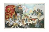 The Sacred Elephant Giclee Print
