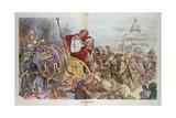 Ave Theodore! Giclee Print
