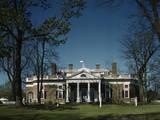 Monticello, Home of Thomas Jefferson, Charlottesville, VA Photographic Print