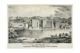 Joseph Ripka's Mills. Manayunk 21st Ward, Philadelphia Giclee Print