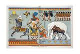 The Tariff Triumph of Pharaoh Wilson Giclee Print