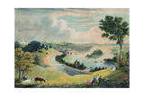 Richmond, from the Hill Above the Waterworks Giclee Print
