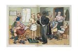Old Dr. Roosevelt Giclee Print
