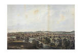 City of Concord, N.H. - from the High Bluff About 80 Rods No Giclee Print