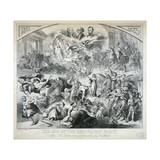 The End of the Republican Party after the Destruction of Jerusalem Giclee Print