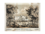 Pemigewasset House, Plymouth, N.H. on the Line of the Boston Giclee Print