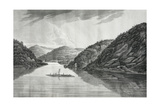 View Near Fort Montgomery Giclee Print