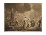 America. to Those, Who Wish to Sheathe the Desolating Sword Giclee Print