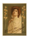 Elizabeth Kennedy in Shakespeare's as You Like It Giclee Print