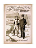 CR Reno's Successful Comedy, Along the Kennebec a New England Giclee Print