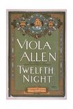 Viola Allen as Viola in Shakespeare's Comedy, Twelfth Night Giclee Print