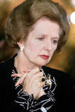 Margaret Thatcher Photographic Print