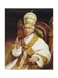 Pope Leo XIII - Gioachimo Pecci Giclee Print