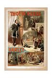 Thos. W. Keene. Hamlet Giclee Print