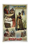 Thos. W. Keene. Othello Giclee Print
