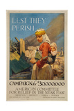 Lest They Perish Campaign for $30,000,000 Giclee Print