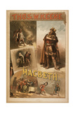 Thos. W. Keene. Macbeth Giclee Print