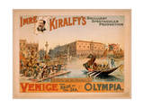 Imre Kiralfy's Brilliant Spectacular Production, Venice Giclee Print
