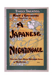 Klaw and Erlanger's Production of a Japanese Nightingale Giclee Print