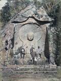 Buddha, Hakone Photographic Print