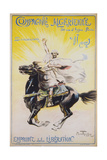 Compagnie Algerienne, Souscrivez, Emprunt de La Liberation Giclee Print