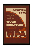 Graphic Arts - Wood Sculpture, George Walter Vincent Smith Art Gallery Giclee Print