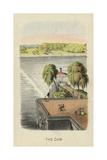 The Dam Giclee Print