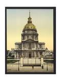 The Dome Des Invalides, Paris, France Giclee Print