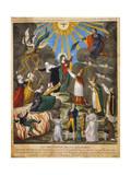 Le Triomphe de La Religion Giclee Print