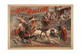 The High Rollers Extravaganza Co Giclee Print
