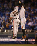 2014 World Series: Game 1 San Francisco Giants V. Kansas City Royals Photo by Brad Mangin