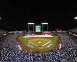 2014 World Series: Game 1 San Francisco Giants V. Kansas City Royals Photo av MLB Photos