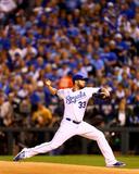 World Series - San Francisco Giants v Kansas City Royals - Game One Photo af Dilip Vishwanat