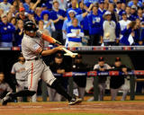 World Series - San Francisco Giants v Kansas City Royals - Game One Photo by Rob Carr