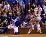 World Series - San Francisco Giants v Kansas City Royals - Game One Photo by Dilip Vishwanat