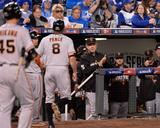 2014 World Series: Game 1 San Francisco Giants V. Kansas City Royals Photo by Ron Vesely