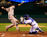 World Series - San Francisco Giants v Kansas City Royals - Game One Photo by Jamie Squire