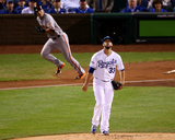 World Series - San Francisco Giants v Kansas City Royals - Game One Photo af Elsa