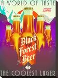 Black Forest Beer Impressão em tela esticada por Diego Patino