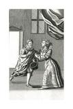Coryate and Courtesan Giclee Print