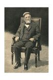 Louis Pasteur Giclee Print