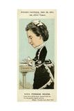Helena, Faustin, 1874 Giclee Print