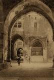 Street Scene, Jerusalem Photographic Print