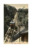 Hong Kong Railway Giclee Print