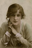 Young Woman, Miss Peggy Kurton Photographic Print