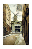 Paris, Moulin Galette Giclee Print