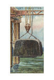 Diving Bell (Card) Giclee Print