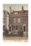 Birthplace of Charles Dickens Photographic Print